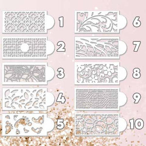 Cake Decorating Templates