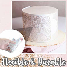 Load image into Gallery viewer, Cake Decorating Templates