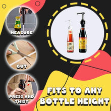 Load image into Gallery viewer, Sauces Bottle Pump Nozzle outdoorpinata