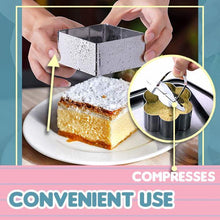 Load image into Gallery viewer, Stainless Steel 3D Mini Cake Molds outdoorpinata