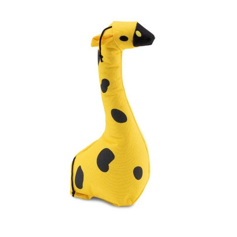 Beco Pets George the Giraffe, Soft Toy for Dogs