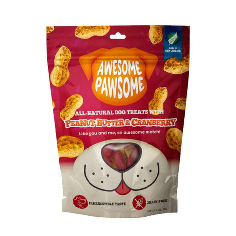 Awesome Pawsome Treats 85gm