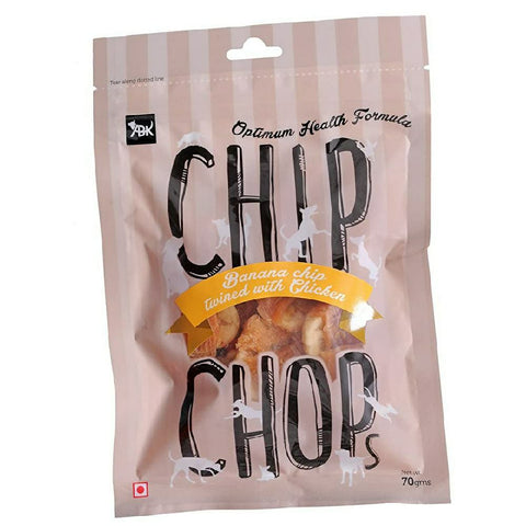 Chip Chops Banana Chip Twined with Chicken 70 gms