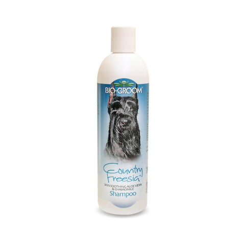 Bio Groom Country Freesia natural scent shampoo 355ml