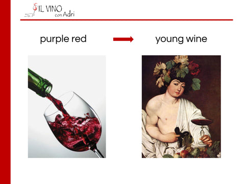 the colour of the wine by ilvinoconadri.com