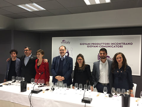 young to young a vinitaly