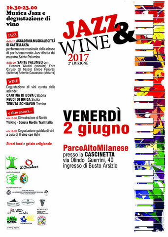 Jazz & Wine al PAM