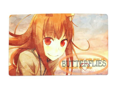 Spice And Wolf Anime Playmat Play Mat 18 X 24 Holo Horo 5 Case
