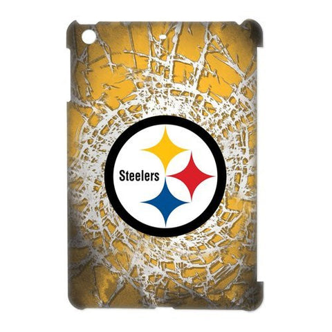 0a5b17675 NFL Pittsburgh Steelers Cover Hard Plastic Ipad Mini Case – Case Collection