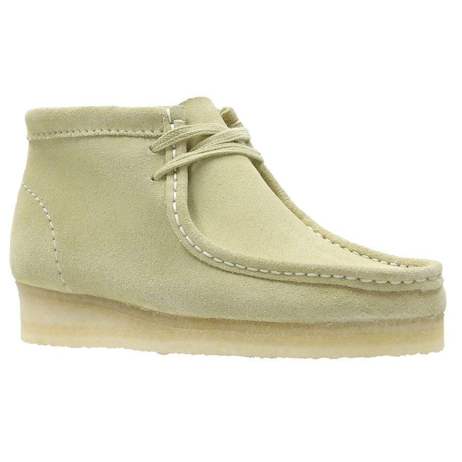 WALLABEE BOOT-MAPLE SDE