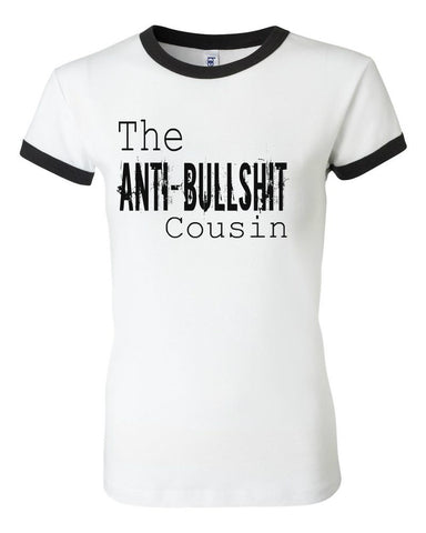 THE ANTI-BULLSHIT COUSIN