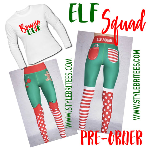 BOUGIE ELF SQUAD SET