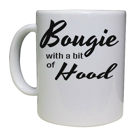 BOUGIE WITH A BIT OF HOOD MUG
