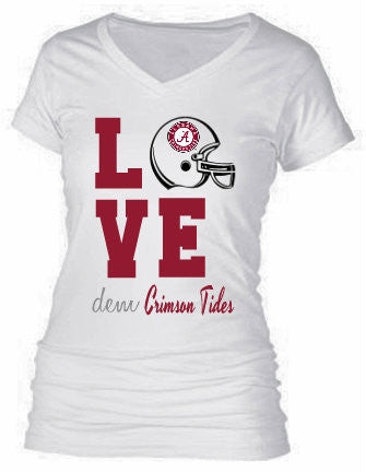 COLLEGE LOVE DEM CRIMSON TIDES