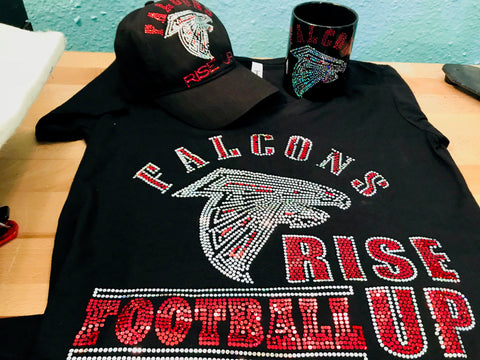 ATLANTA FALCONS BLING