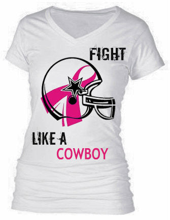FIGHT LIKE A COWBOY