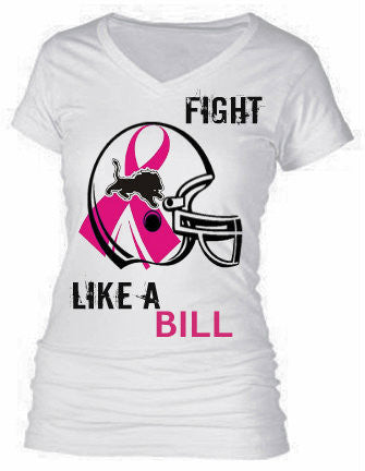 FIGHT LIKE A BILL