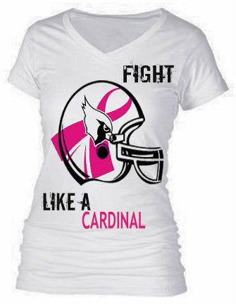 FIGHT LIKE A CARDINAL