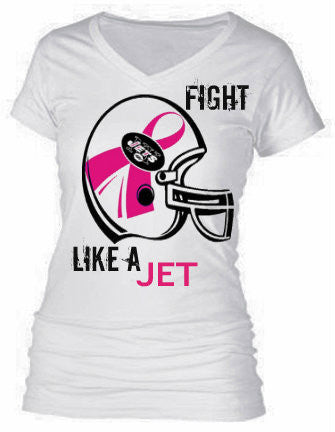 FIGHT LIKE A JET