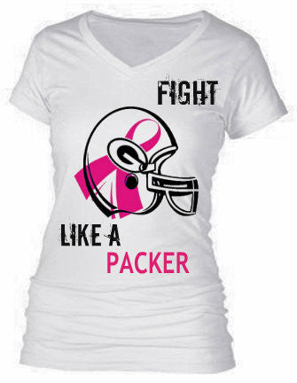 FIGHT LIKE A PACKER