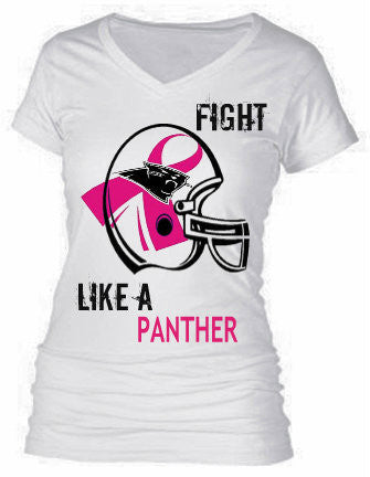 FIGHT LIKE A PANTHER