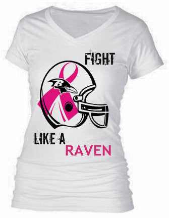 FIGHT LIKE A RAVEN