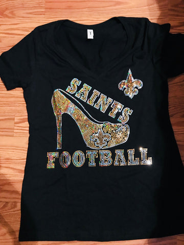 SAINTS FOOTBALL SHOE