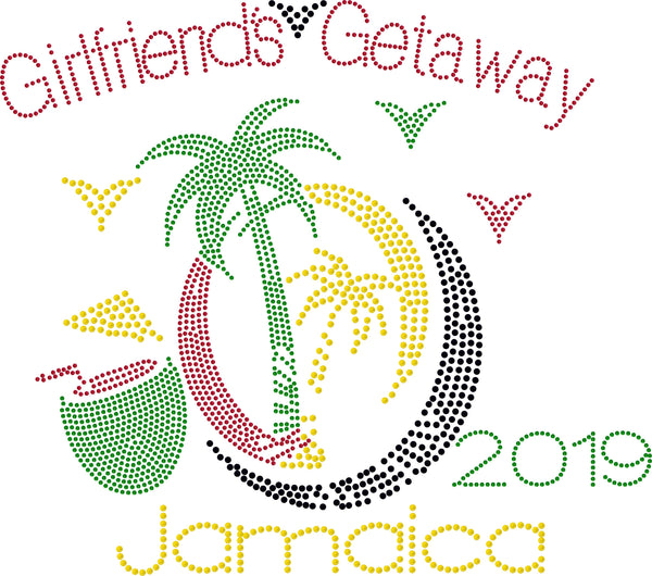 GIRLFRIEND'S GETAWAY JAMAICA TRANSFER
