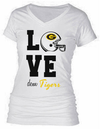 COLLEGE LOVE DEM TIGERS (GRAMBLING)
