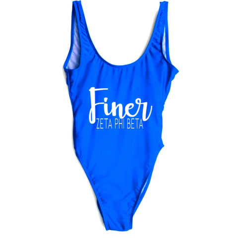 ZETA PHI BETA Swimsuits