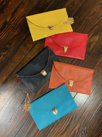 CLUTCH PURSE/CROSS BODY