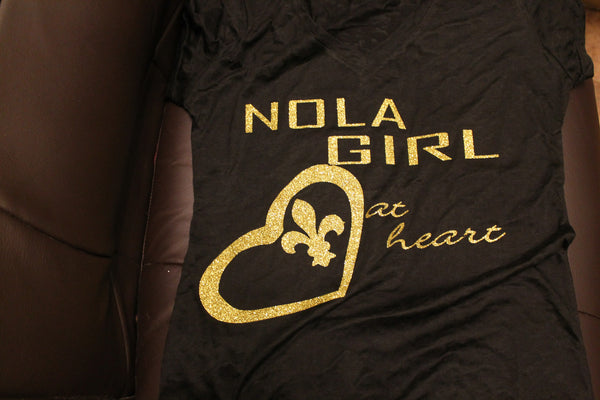 NOLA GIRL AT HEART