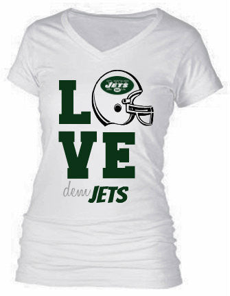 LOVE DEM JETS
