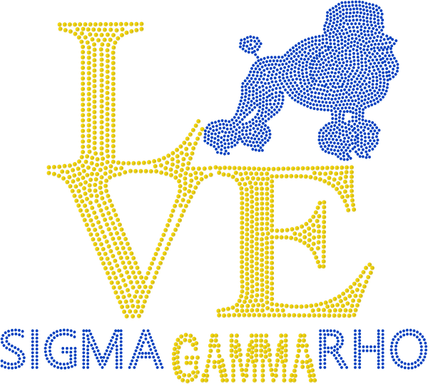 SIGMA GAMMA RHO LOVE TRANSFER