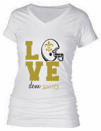 LOVE dem Saints