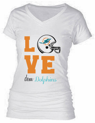 LOVE dem Dolphins