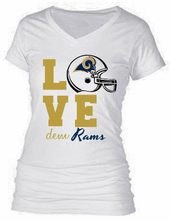 LOVE DEM RAMS