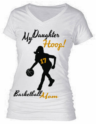 MY DAUGHTER HOOP