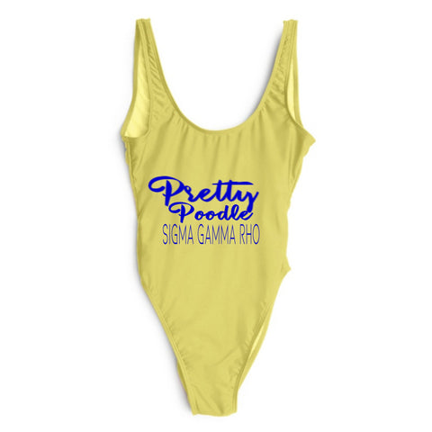 SIGMA GAMMA RHO Swimsuits