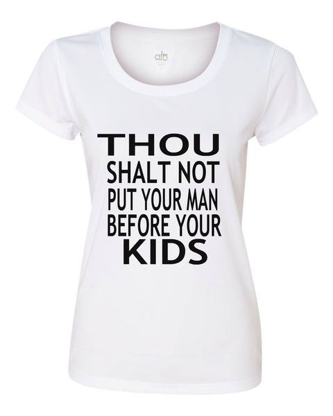 Thou Shalt Not put your Man Before your Kids