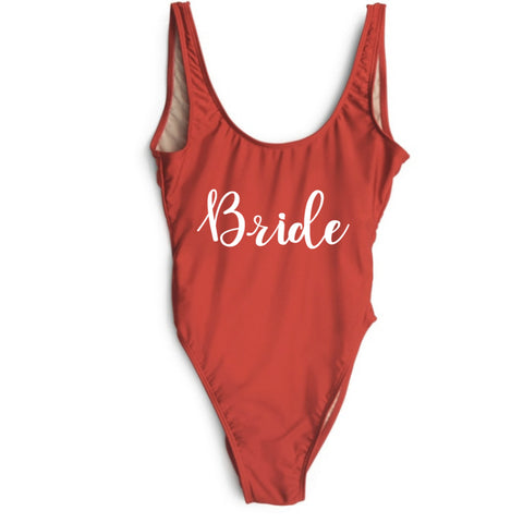 BRIDE SWIMSUIT