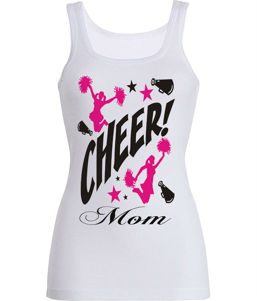 CHEERLEADER MOM
