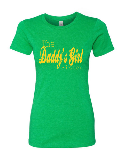 THE DADDY'S GIRL SISTER