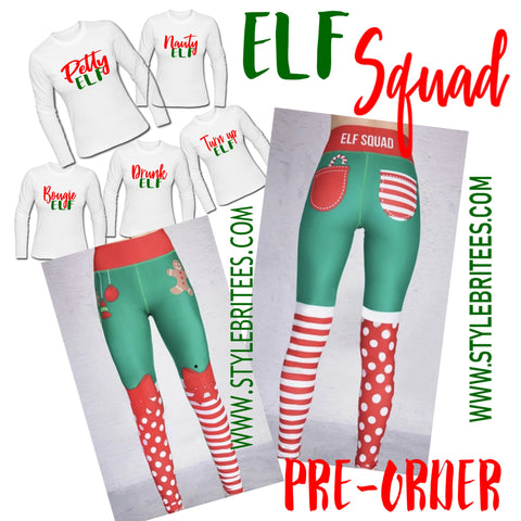 ELF SQUAD SET