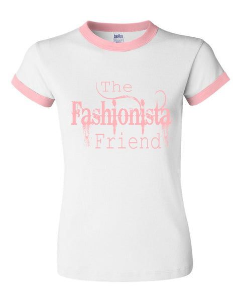 THE FASHIONISTA FRIEND