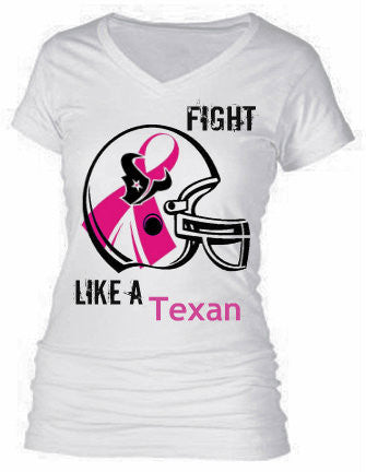 FIGHT LIKE A TEXANS