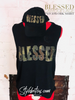 BLESSED CAMOUFLAGE PATCHWORK SHIRT