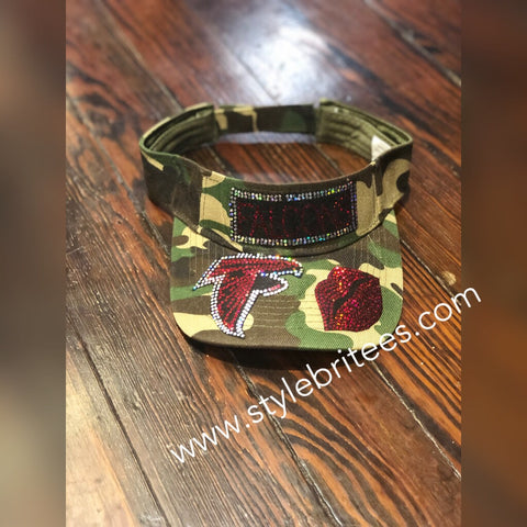 FALCONS Camouflage VISOR