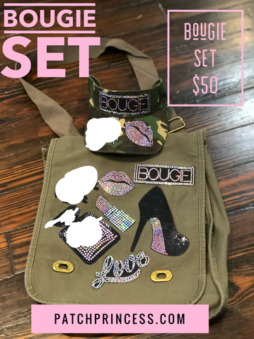 BOUGIE SET