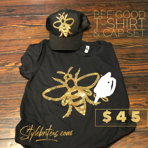 Be Good CAP & T-SHIRT SET